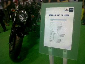spesifikasi suzuki gladius