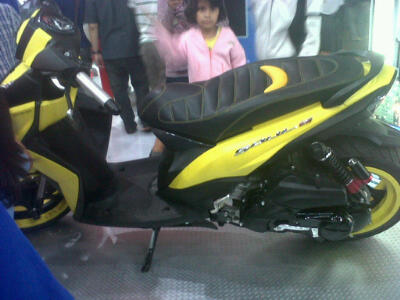 modifikasi soul GT