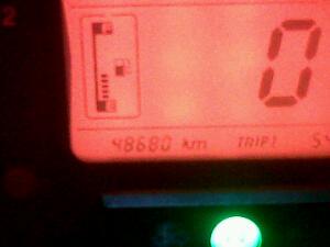 Speedometer di Rumah
